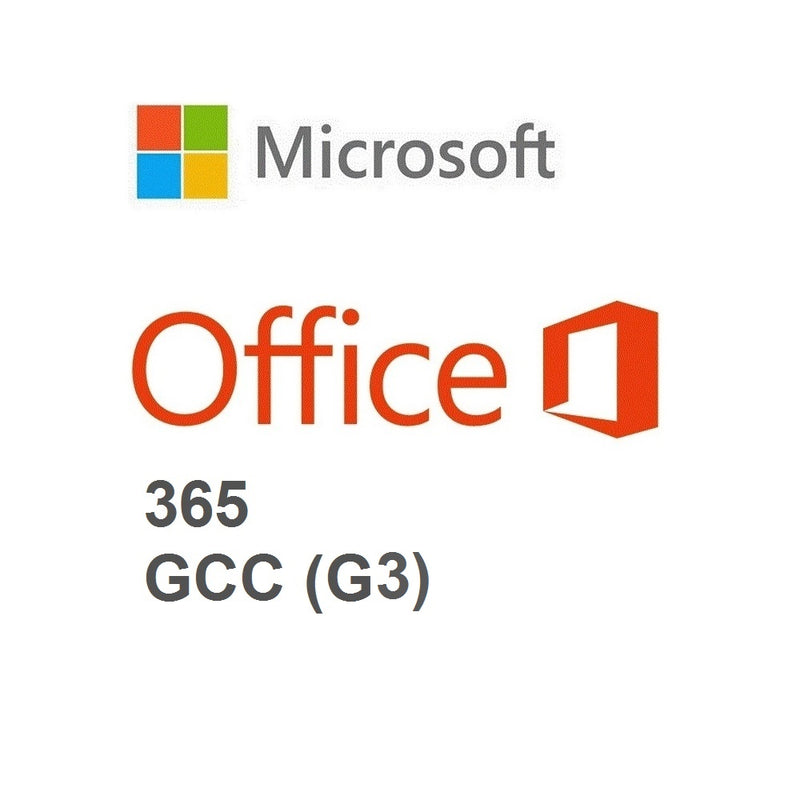 Office 365 GCC G3