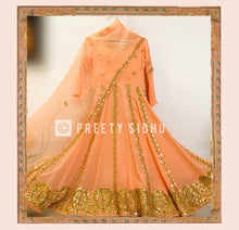 Load image into Gallery viewer, Heritage Gota Patti Anarkali