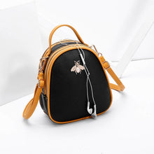 Load image into Gallery viewer, Bee Handbag/Backpack (variety of colors)