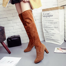 Load image into Gallery viewer, Over The Knee Boots (4 colors)
