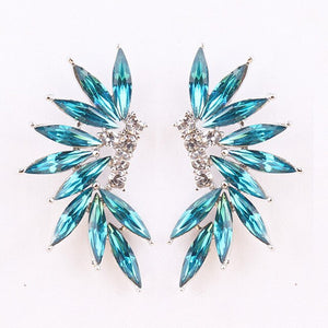 Wings Stud Earrings (variety of colors )