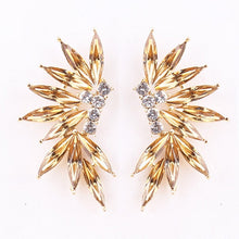 Load image into Gallery viewer, Wings Stud Earrings (variety of colors )