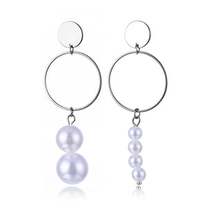 Pearls  Earrings (variety)