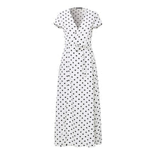 Load image into Gallery viewer, Polka Dot  Bohemian Dress ( 3 colors available)