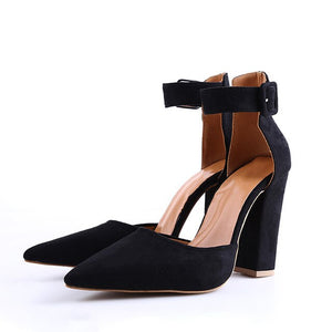 Ankle Strap Pumps