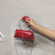 Load image into Gallery viewer, Mini Bag Leather Chain Shoulder