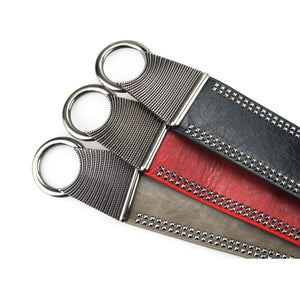 Fashion Punk Rocker Wide Belt (3 colors)