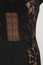 Load image into Gallery viewer, Sexy Jumpsuit  Lace