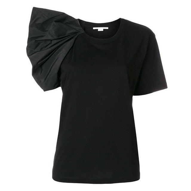 Puff Sleeve T-Shirt (2 colors)