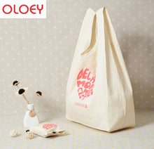 Load image into Gallery viewer, ECO Tote Shopping  bag  High-Quality