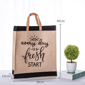 Luxury Tote Large  Shopping Bag