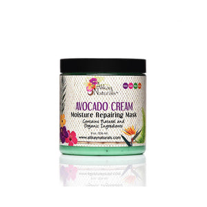 Alikay Naturals Avocado Cream Moisture Repairing Hair Mask