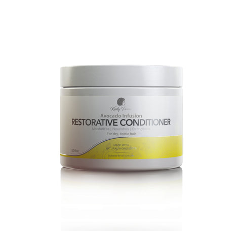 Kinky Tresses Avocado Infusion Restorative Conditioner