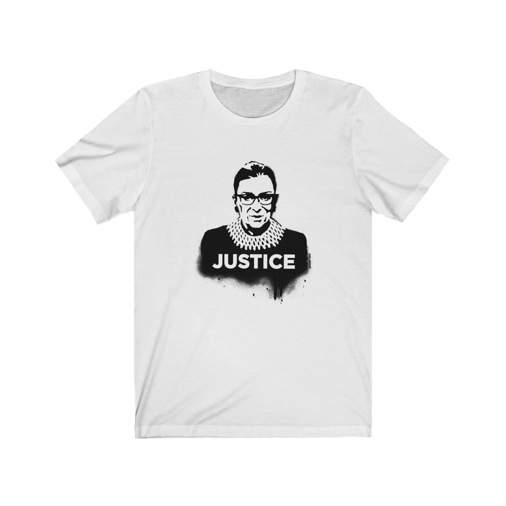 RBG Justice Women's Short Sleeve Tee