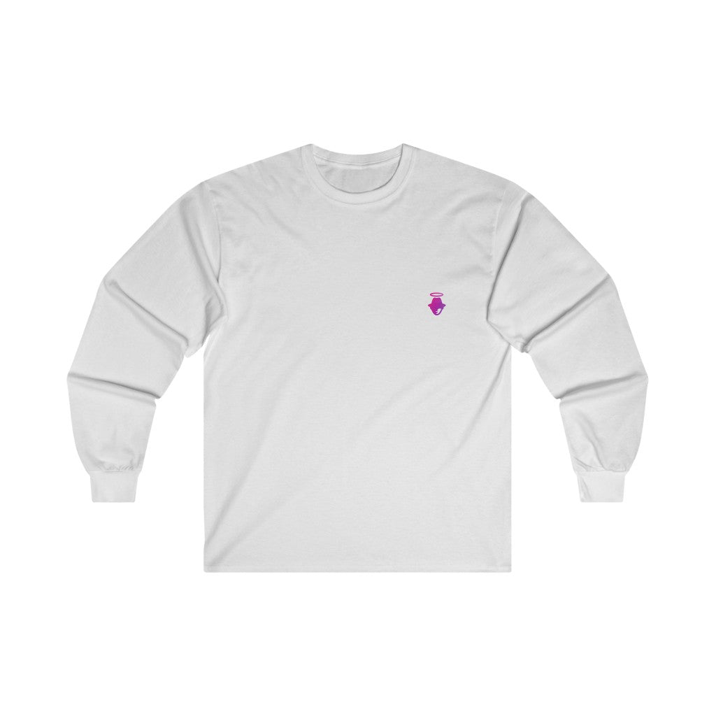 Be A Good Gangsta Ultra Cotton Long Sleeve Tee