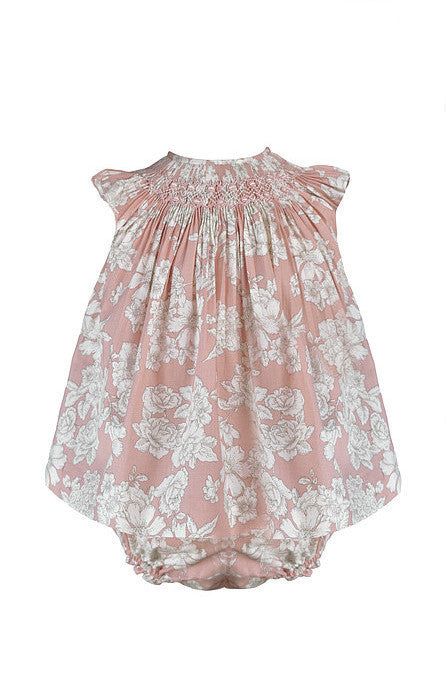 Flor Dress with Bloomers