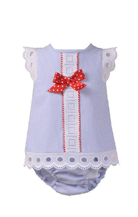 Martina Dress with Bloomers