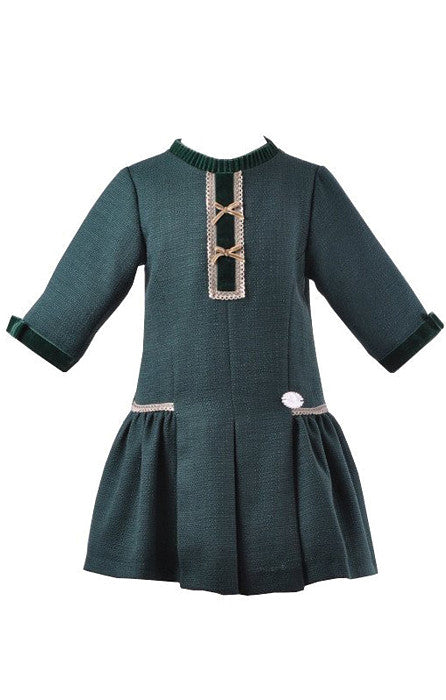 Forever Forest Green Dress