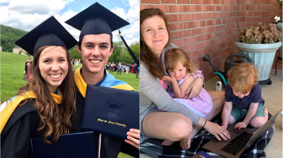 3 Reasons for Stay-at-Home Moms to be Proud of Their College Degrees