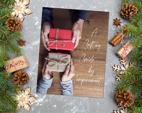 Gift Guide by Temperament