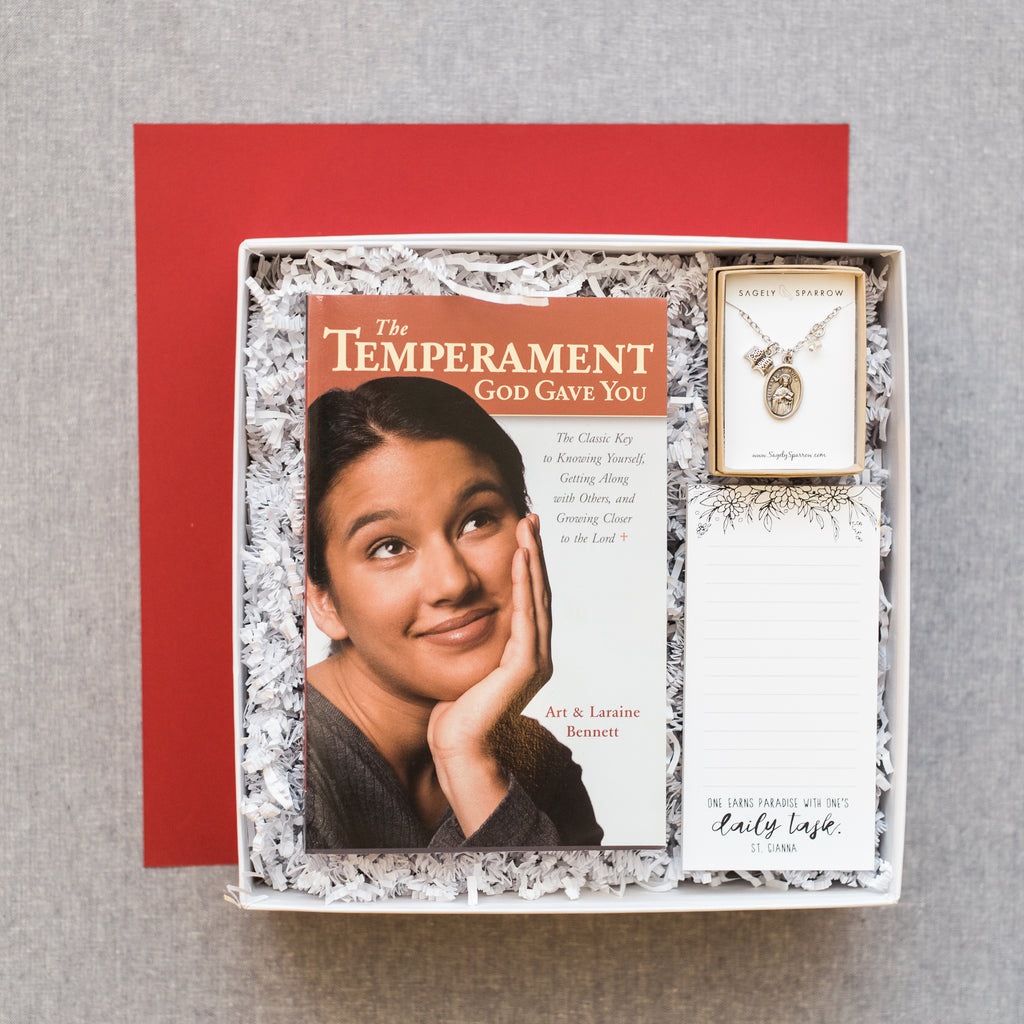 The Temperament Collection: Choleric Gift