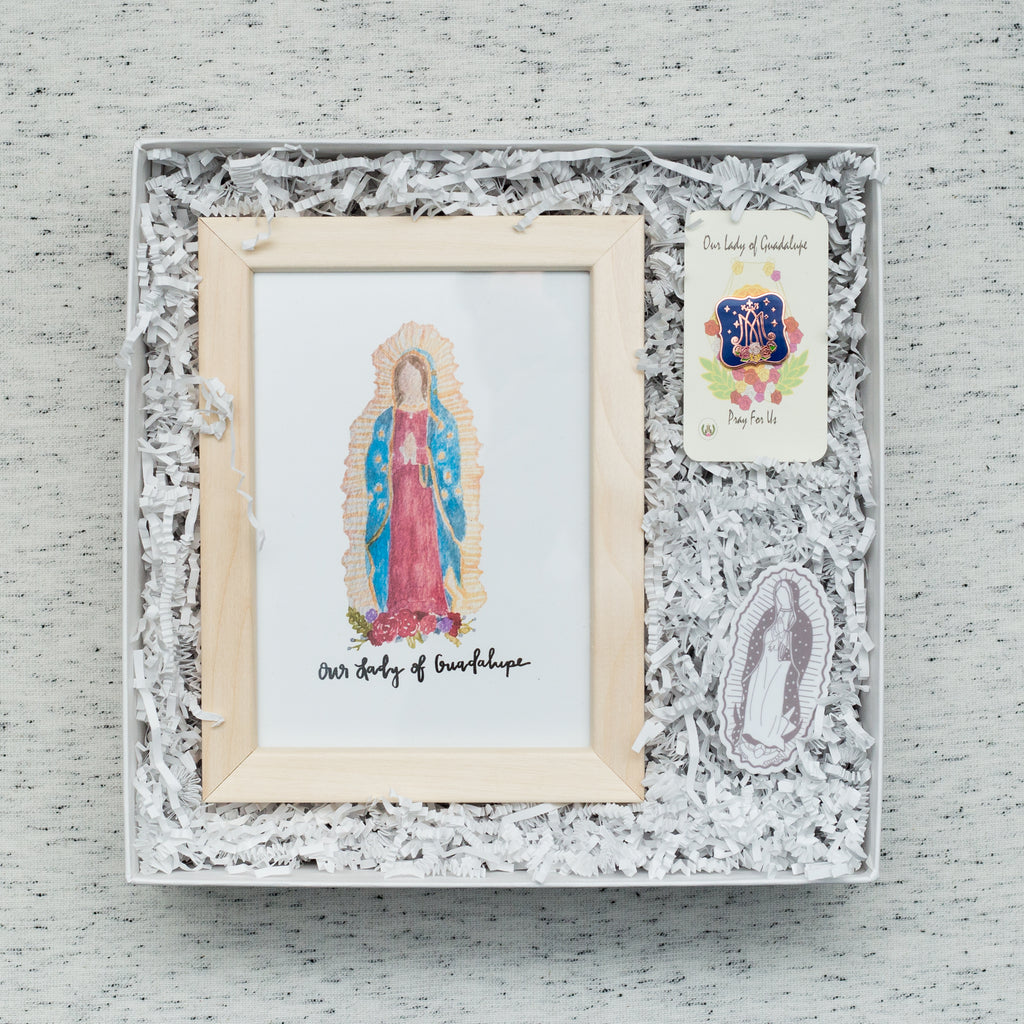 Our Lady of Guadalupe Box