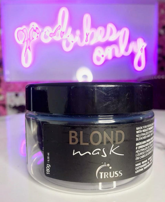 Mascarilla BLOND 180gr TRUSS