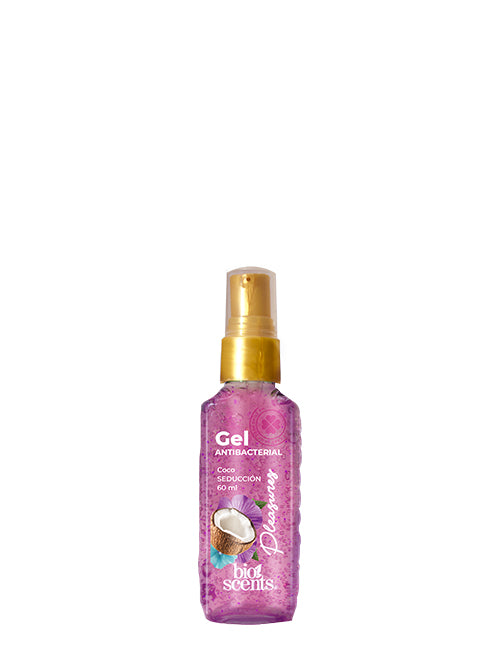 Gel Antibarcterial 60ml Bioscents.