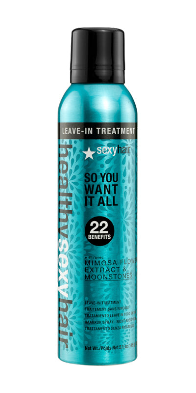 So You Wan It ALL #SexyHair 145ml