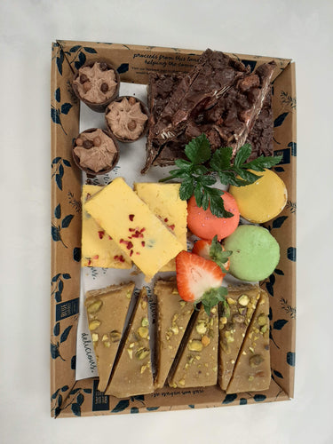 Assorted Sweet Platter - Blue Carrot Catering