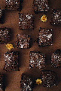 Decadent Chocolate Brownie (gf) - Blue Carrot Catering