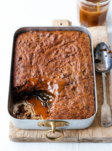 Sticky Date Pudding - Blue Carrot Catering