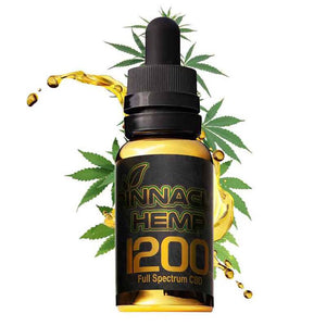 Pinnacle Hemp - CBD Tincture - Full Spectrum - 150mg-1800mg - The Green Guys