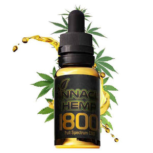 Canapa Pinnacle - Tintura di CBD - Spettro completo - 150mg-1800mg - The Green Guys