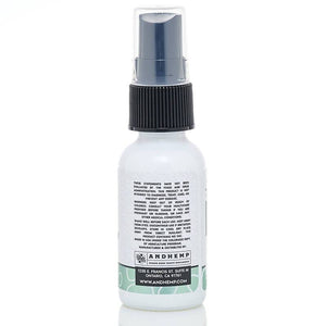 AndHemp - CBD Pet Spray - Hot Spot - 250mg-500mg - The Green Guys