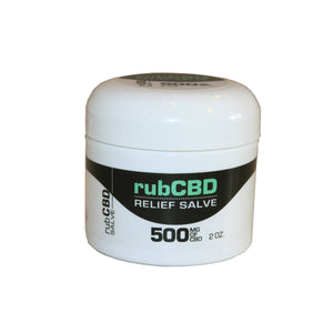 rubCBD Relief Salve - The Green Guys - CBD- ի ամենամեծ շուկան