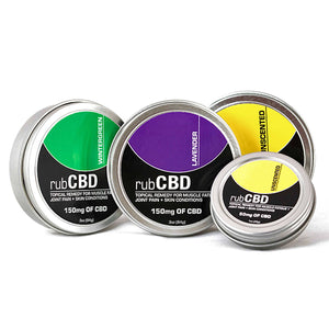 rubCBD Unscented - The Green Guys - CBD- ի ամենամեծ շուկան