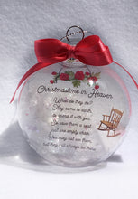 Load image into Gallery viewer, Christmas In Heaven Memorial Ornament