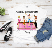Load image into Gallery viewer, Bachelorette Party T-Shirts