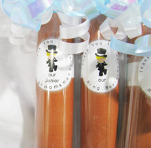 "Load image into Gallery viewer, Ring Bearer Gift and Junior Groomsman Gift Candy ""Cigars"""