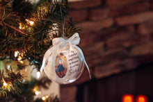 Load image into Gallery viewer, Christmas in Heaven Ornament Memorial Ornament In Loving Memory
