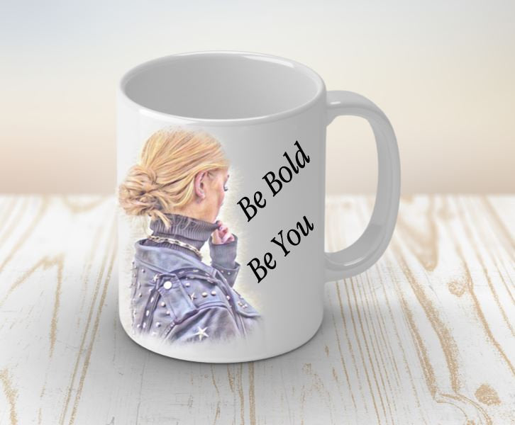 Inspirational Gifts, Coffee Mug, Birthday, Girlfriend Gift