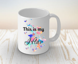 Ramadan Ceramic Mug, Eid Mubarak, Gift for Mom