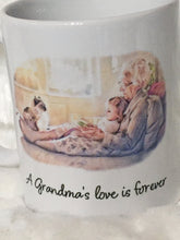 Load image into Gallery viewer, Grandma Gift from Granddaughter, Christmas, Gift For Grandma