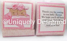 Load image into Gallery viewer, Baby Shower Favors, Nail Files, Baby Shower, Thank You Gifts