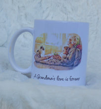 Load image into Gallery viewer, Grandma Coffee Mug, Christmas Gift, Grandma Gift, Gifts for Mom