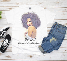 Load image into Gallery viewer, Black Girl Magic Shirt, Motivational Gift, Christmas, Birthday, Granddaughter Gift