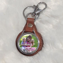 Load image into Gallery viewer, Gifts for Dad from Kids, Dad Keychain Personalized, Christmas, Gift for Dad