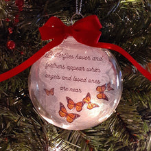 Load image into Gallery viewer, Personalized Christmas memorial ornament  Unique Gifts Personalized gifts
