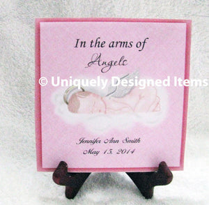Infant & Pregnancy Loss Gifts Miscarriage Memorial Plaque